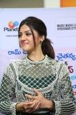Mehrene Kaur Pirzada at Mahanubhavudu Songs Launch at Radio City stills (24)