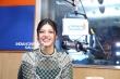 Mehrene Kaur Pirzada at Mahanubhavudu Songs Launch at Radio City stills (25)