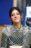 Mehrene Kaur Pirzada at Mahanubhavudu Songs Launch at Radio City stills (28)