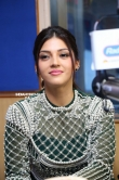 Mehrene Kaur Pirzada at Mahanubhavudu Songs Launch at Radio City stills (31)