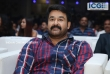 Mohanlal at Kaappaan audio launch (2)