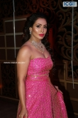 Nandini Rai in pink gown oct 2019 (11)