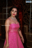 Nandini Rai in pink gown oct 2019 (12)