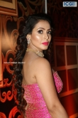Nandini Rai in pink gown oct 2019 (15)