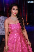 Nandini Rai in pink gown oct 2019 (3)