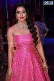 Nandini Rai in pink gown oct 2019 (4)
