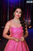 Nandini Rai in pink gown oct 2019 (6)