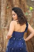Nanditha swetha in blue dress stills (10)