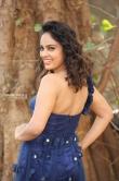 Nanditha swetha in blue dress stills (12)