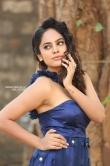 Nanditha swetha in blue dress stills (16)
