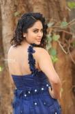 Nanditha swetha in blue dress stills (17)