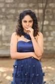 Nanditha swetha in blue dress stills (20)