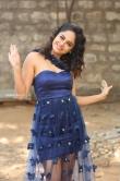 Nanditha swetha in blue dress stills (23)