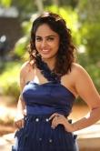Nanditha swetha in blue dress stills (4)