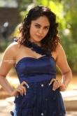 Nanditha swetha in blue dress stills (5)