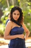 Nanditha swetha in blue dress stills (7)