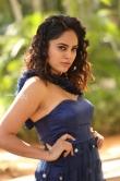 Nanditha swetha in blue dress stills (8)