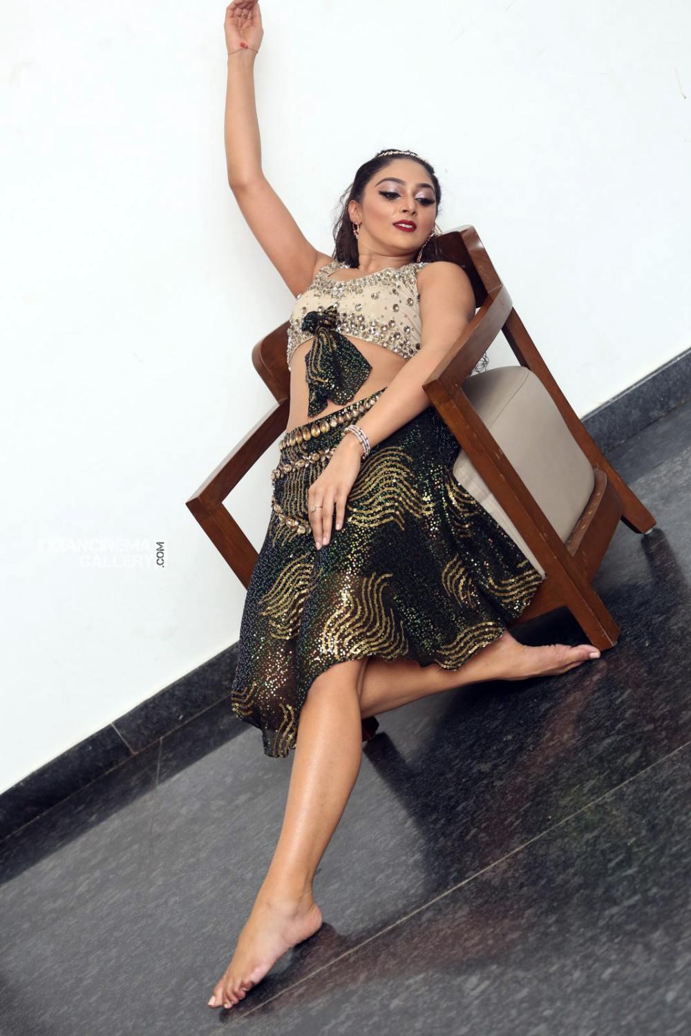 Natasha Doshi at bang bang 2019 event (28)