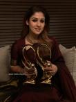 Nayanthara @ Zee Cine Awards Tamil 2020 Photos