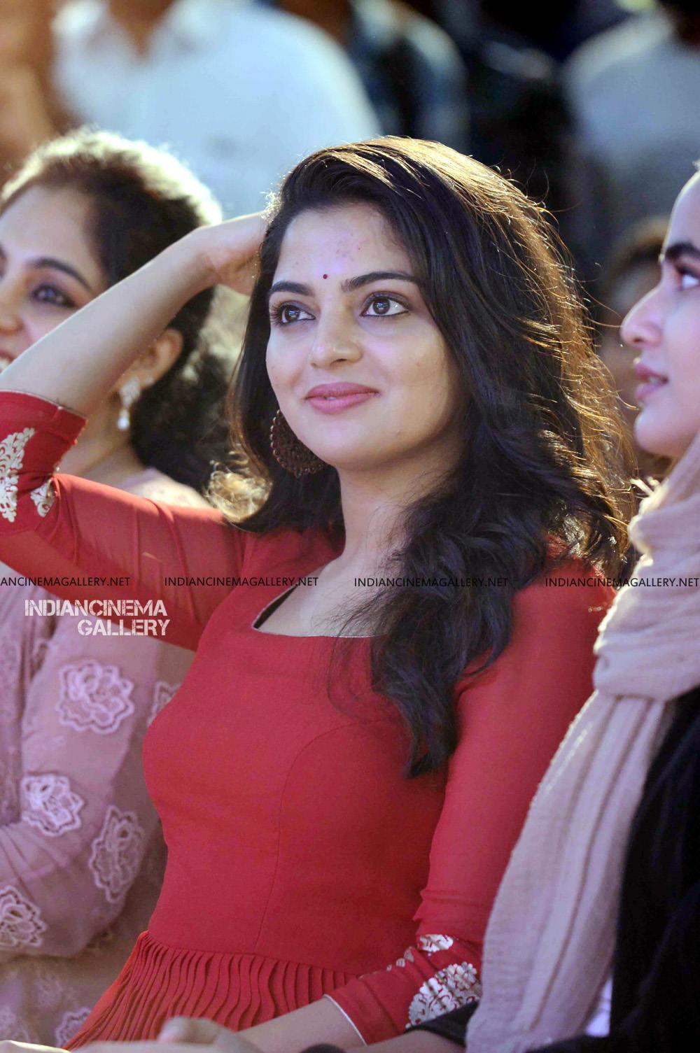 Nikhila Vimal at Mera Naam Shaji Audio Launch (1)