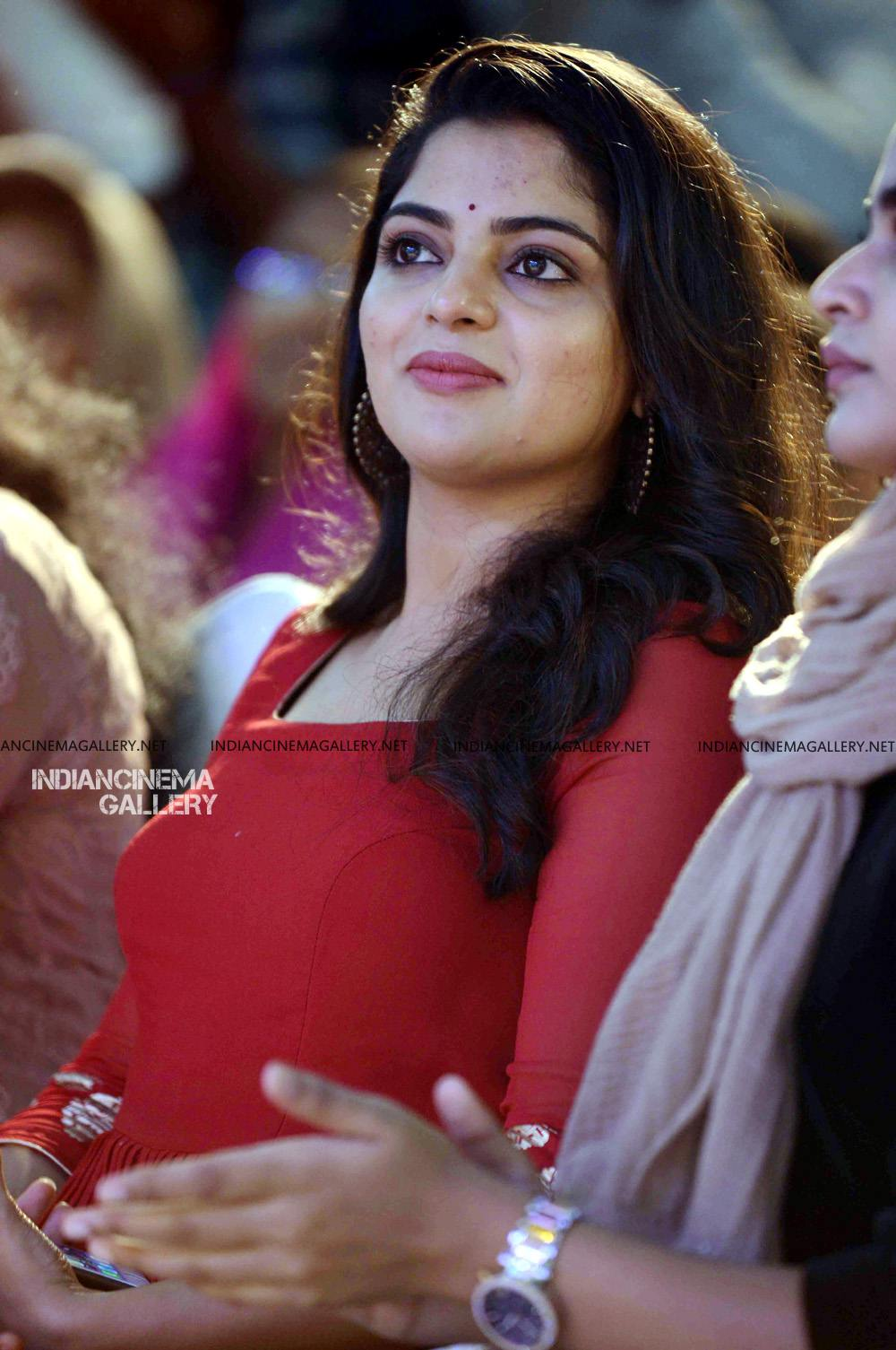 Nikhila Vimal at Mera Naam Shaji Audio Launch (9)