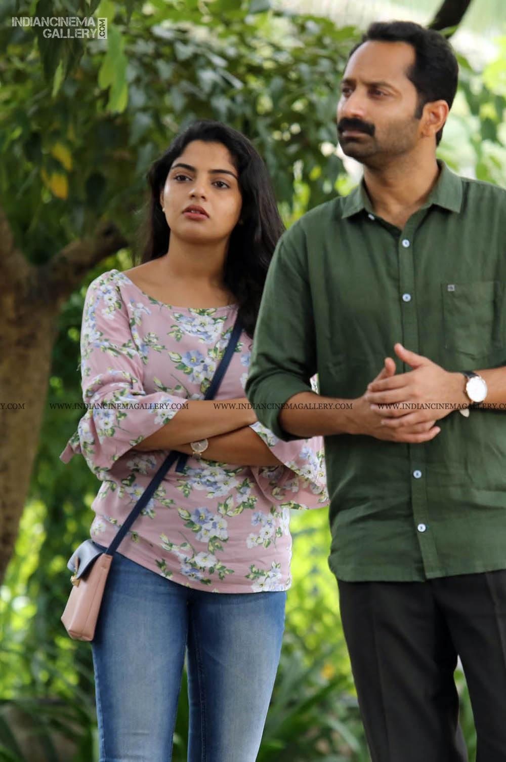 Nikhila Vimal in njan prakashan movie (5)
