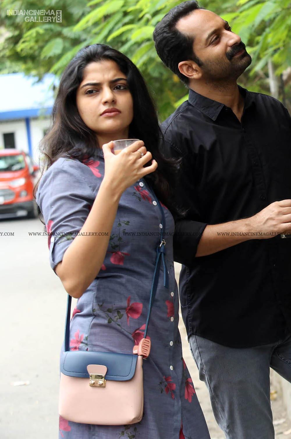 Nikhila Vimal in njan prakashan movie (7)