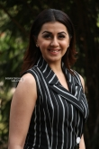 Nikki Galrani at Charlie Chaplin 2 Press Meet (4)