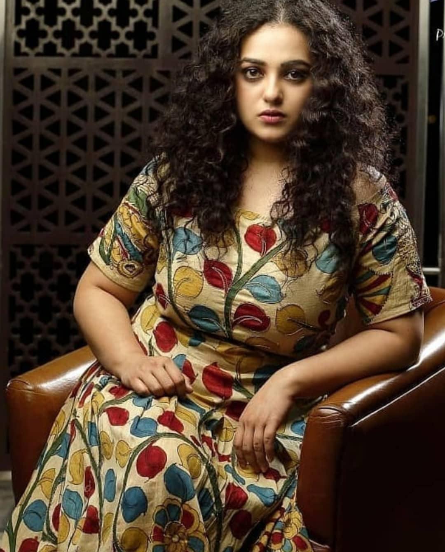 Nithya Menon new photo shoot stills (4)