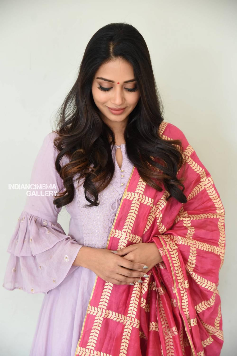 Nivetha Pethuraj at ChitraLahari Teaser Launch (13)