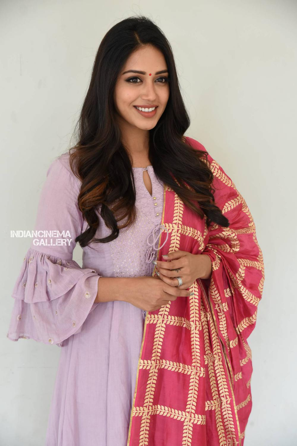 Nivetha Pethuraj at ChitraLahari Teaser Launch (5)