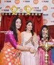 Nivetha Pethuraj Launched Golden Harvest Sona Masoori Rice Brand stills (7)