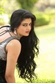 Akshitha photos at Prashnistha Movie Audio Launch (26)