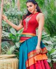 Parvathy-Nair-in-red-and-blue-dress-6