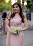 Parvati Nair at Pearly maaney wedding (6)