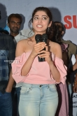 Pranitha Subhash at hello guru premakosame theater visit (3)