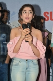 Pranitha Subhash at hello guru premakosame theater visit (4)