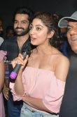 Pranitha Subhash at hello guru premakosame theater visit (7)