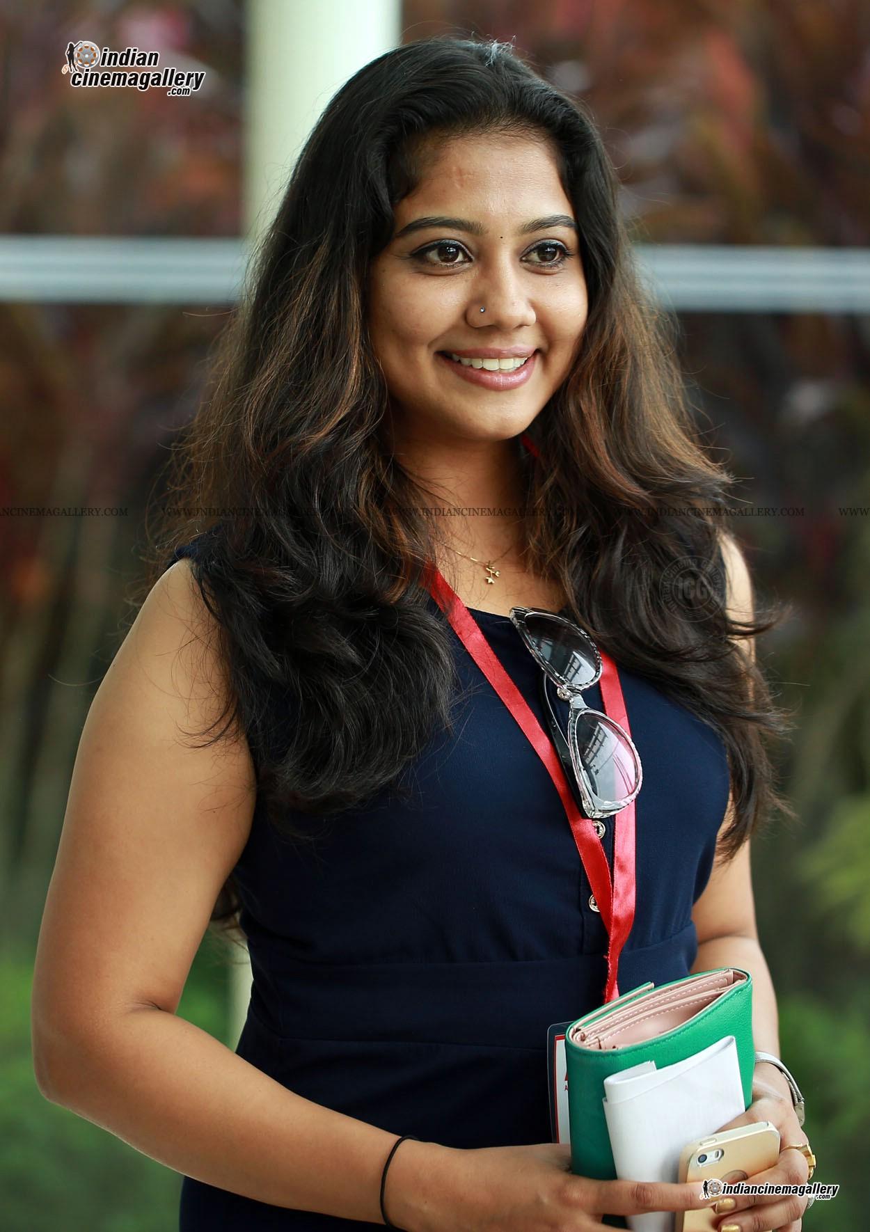 Rachana Narayanankutty Stills At Amma General Body Meeting 379263