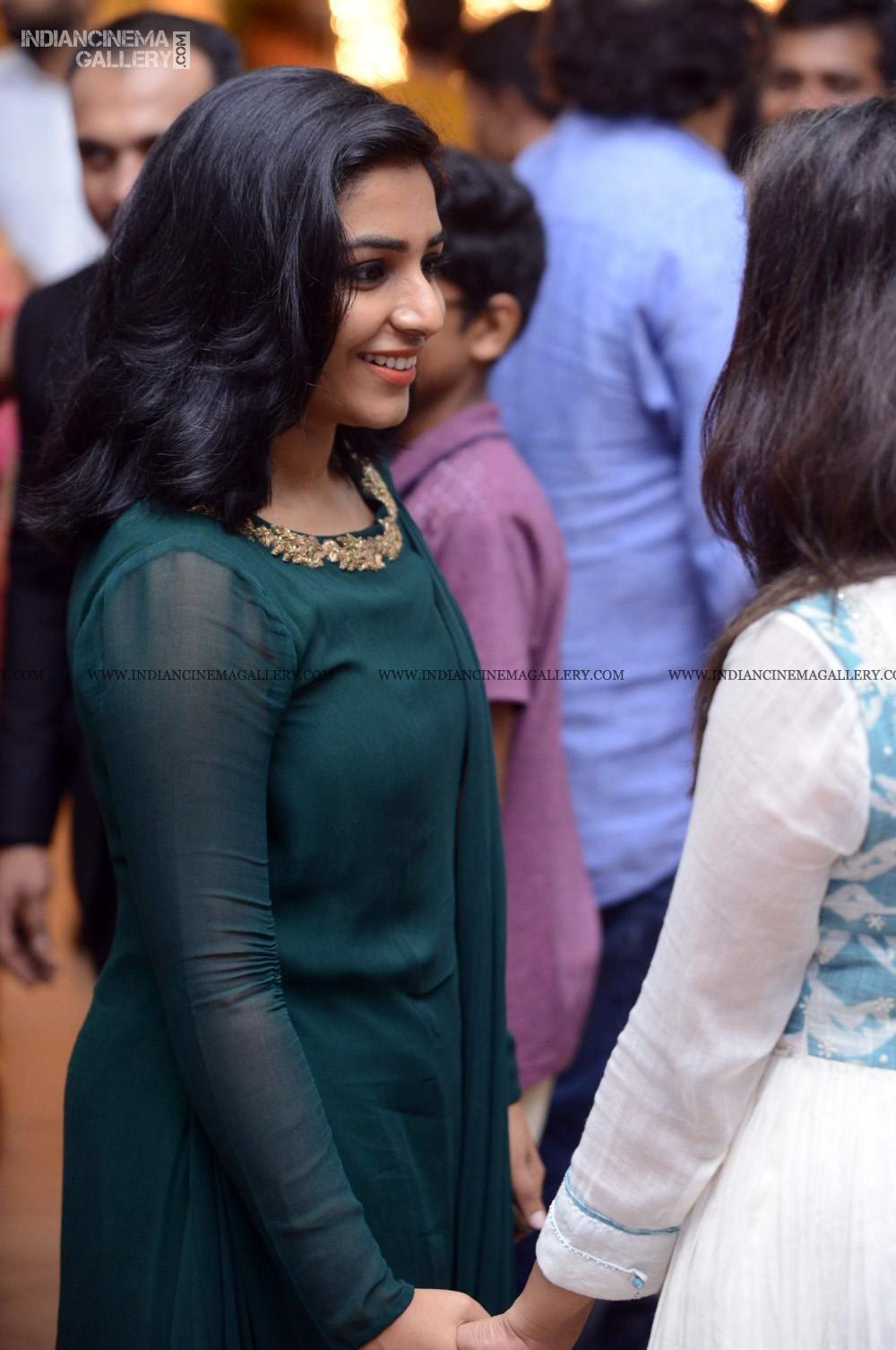 Rajisha Vijayan at Arjun Ashokan reception (10)