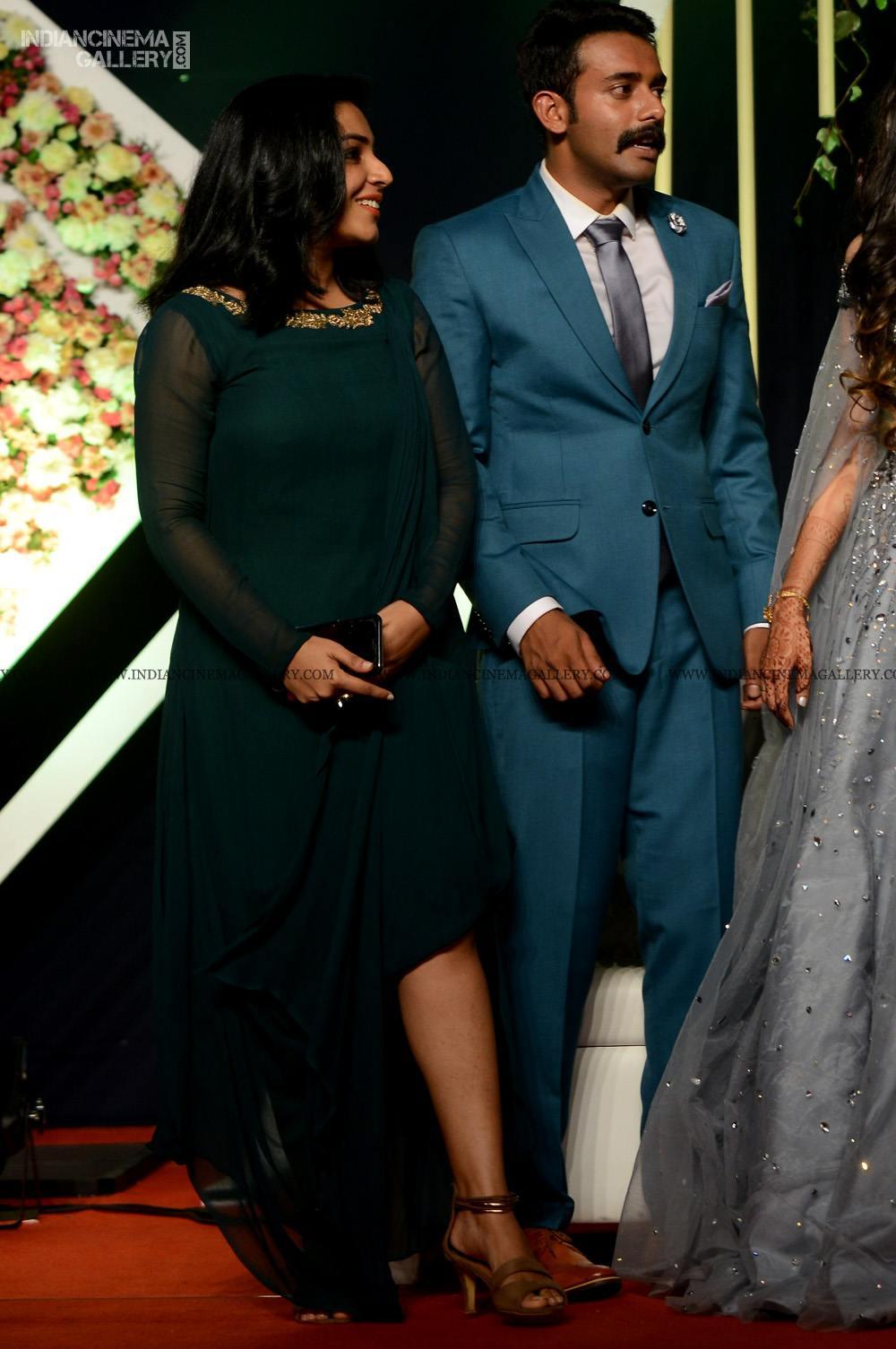 Rajisha Vijayan at Arjun Ashokan reception (8)