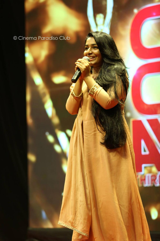 Rajisha Vijayan at CPC cine awards 2018 (2)