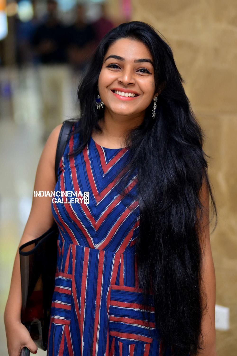 Rajisha Vijayan at Hey Jude Success meet (16)