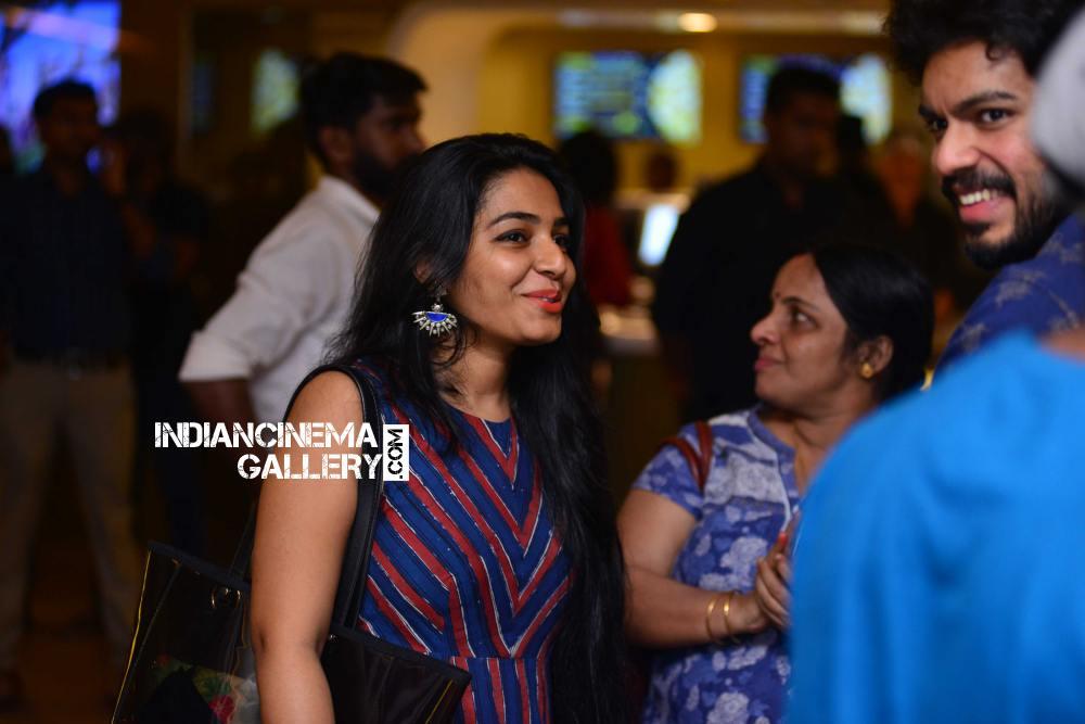 Rajisha Vijayan at Hey Jude Success meet (17)