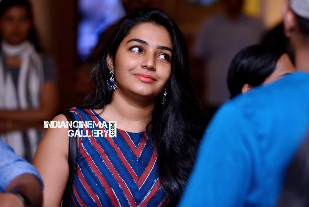 Rajisha Vijayan at Hey Jude Success meet (21)