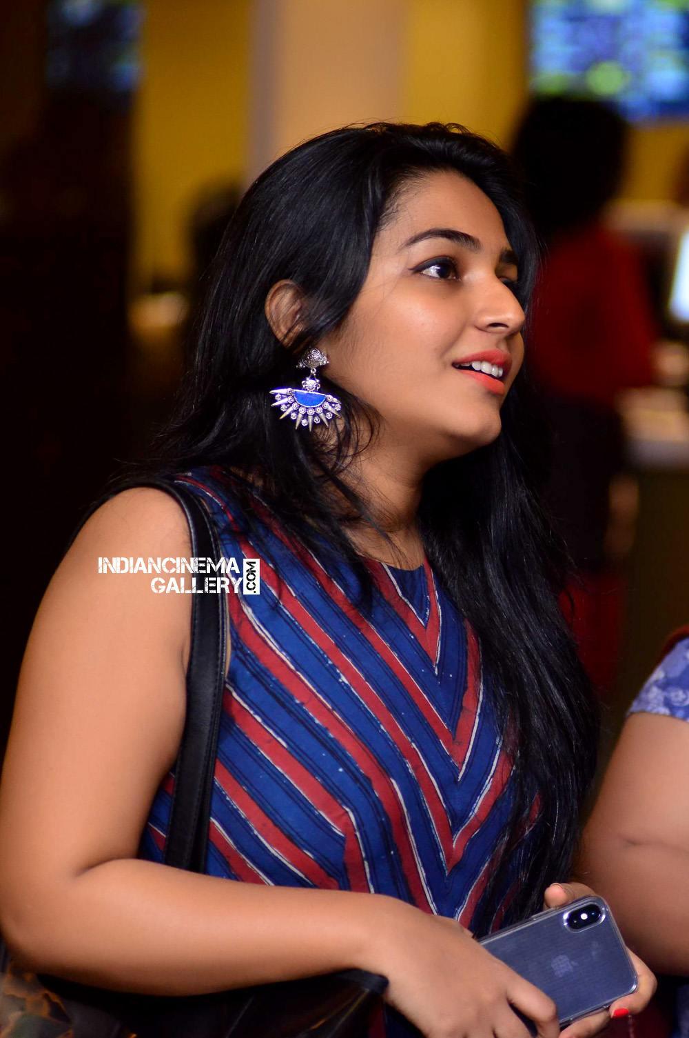 Rajisha Vijayan at Hey Jude Success meet (6)