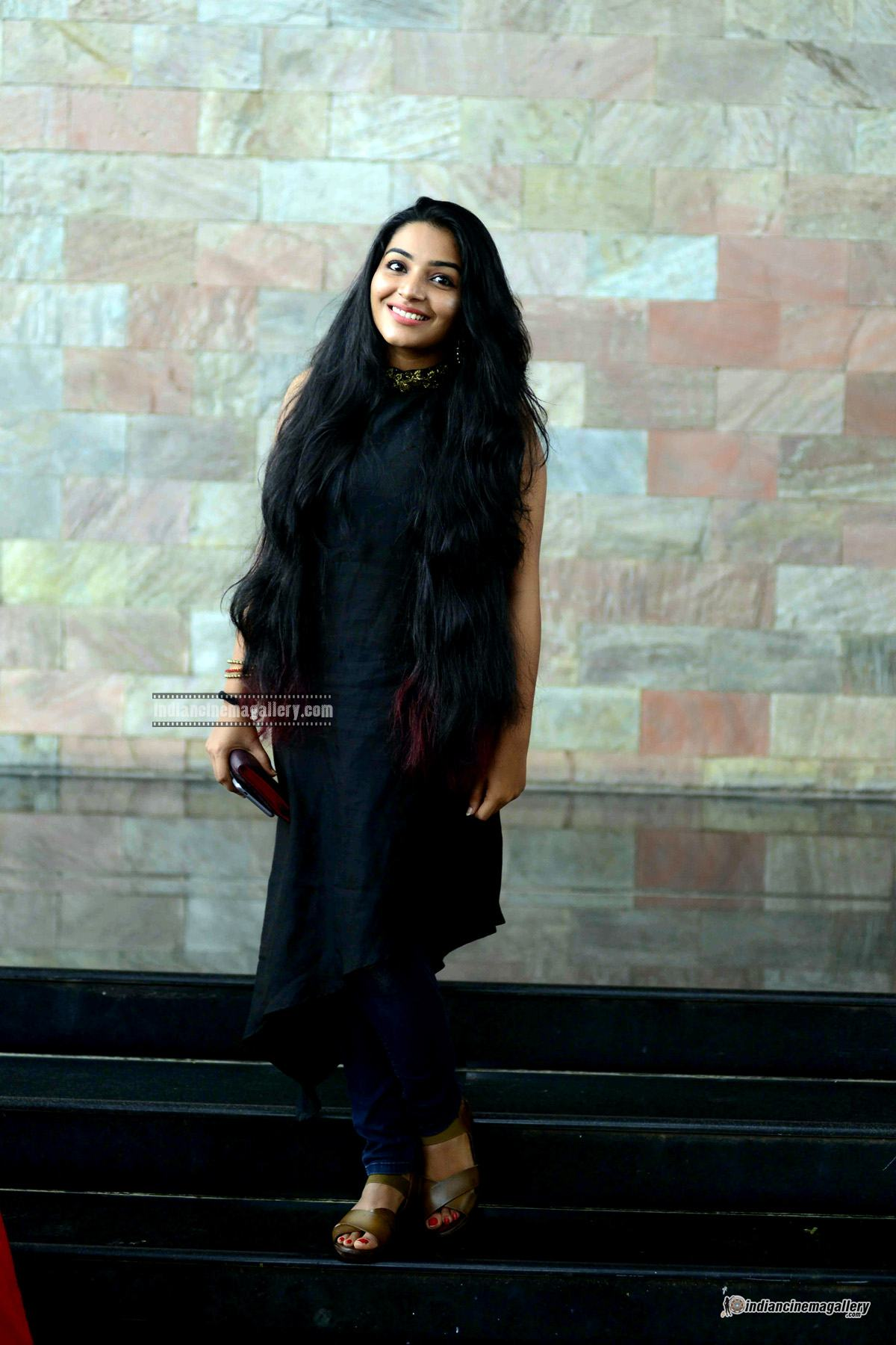 Rajisha Vijayan at Naji Mohammed Baji wedding (13)