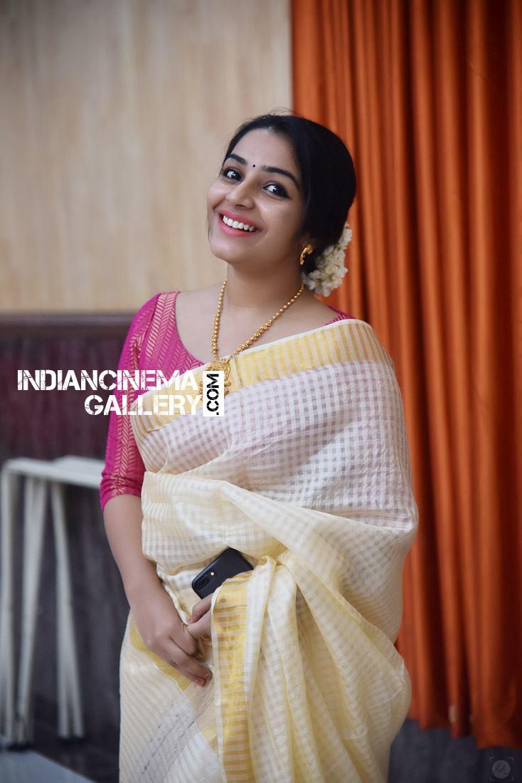 Rajisha Vijayan at Roby Varghese Wedding (1)