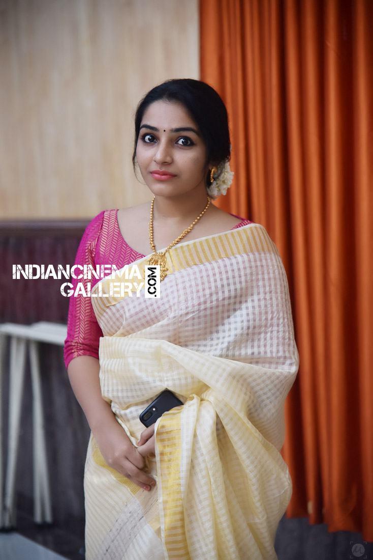 Rajisha Vijayan at Roby Varghese Wedding (2)