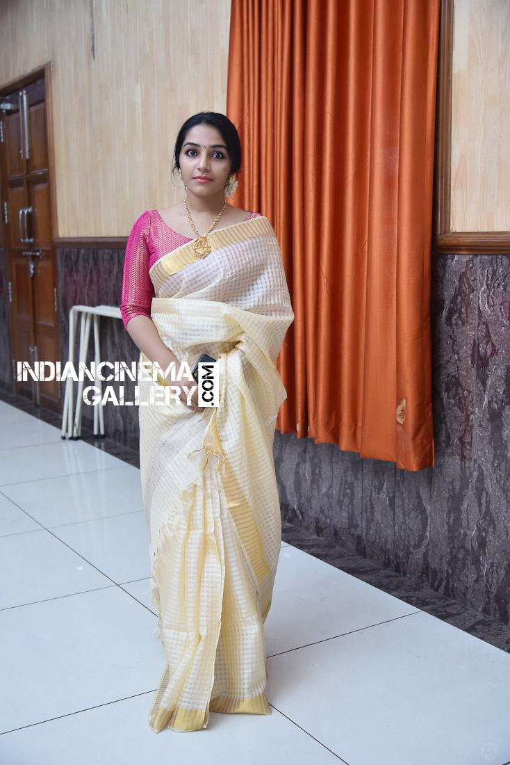 Rajisha Vijayan at Roby Varghese Wedding (3)